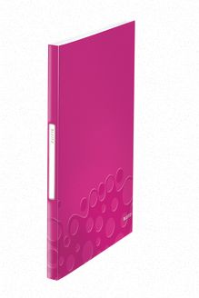 Display book WOW PP 40 Pockets pink