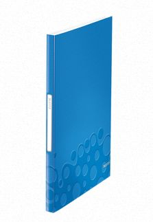 Display book WOW PP 40 Pockets blue