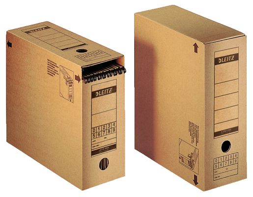 Archiving Box  A4 Brown