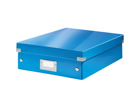Organizer Box Click&Store Med. WOW blue