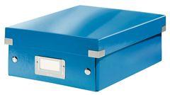 LEITZ Organizer Box Click&Store Small WOW blue