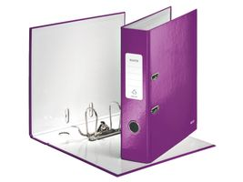 LAF binder WOW 180 POB A4/80mm purple