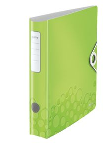 LEITZ LAF binder WOW Active PP A4/60mm green (11070064*5)