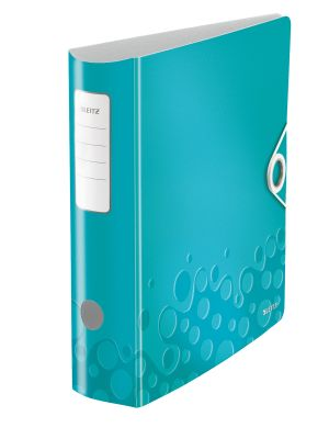LAF binder WOW Active PP A4/80mm iceblue