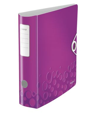 LAF binder WOW Active PP A4/80mm purple