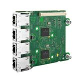 DELL Broadcom 5720 QP - Nätverksadapter - Gigabit Ethernet x 4 - för PowerEdge R620, R630, R720, R720xd, R730, R730xd, R820, R920, PowerVault DL4000