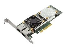 DELL Broadcom 57810 - Nätverksadapter låg - 10Gb Ethernet x 2 - för PowerEdge R320, R420, R520, R620, R630, R720, R720xd, R730, R730xd, R820