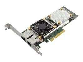Broadcom 57810 - Nätverksadapter låg - 10Gb Ethernet x 2 - för PowerEdge R320, R420, R520, R620, R630, R720, R720xd, R730, R730xd, R820