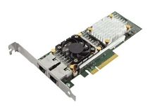 DELL Broadcom 57810 - Nätverksadapter - 10Gb Ethernet x 2 - för PowerEdge R220, R320, R420, R520, R620, R630, R720, R730, R820, R920, T420, T620, T630