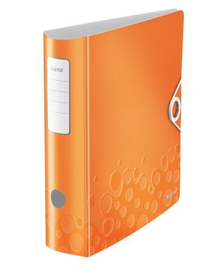 LAF binder WOW Active PP A4/80mm orange
