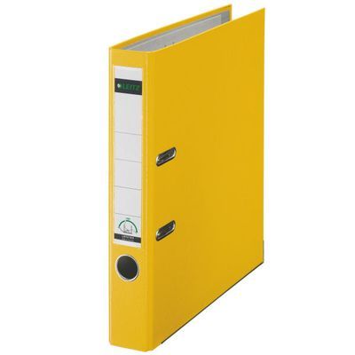 LAF binder 180 PP A4/50mm yellow