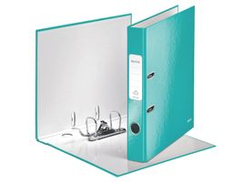 LEITZ LAF binder WOW180 POB A4/50mm ice blue (10060051*10)