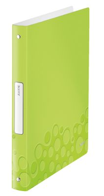 Ringbinder WOW PP 4RR/25mm green