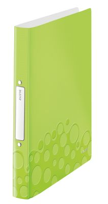 Ringbinder WOW PP 2RR/25mm green