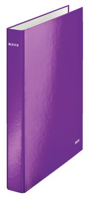 Ringbinder WOW A4+ 2DR/25mm purple