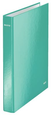 Ringbinder WOW A4+4DR/ 25mm iceblue