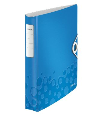 Ringbinder WOW PP 4DR/30mm blue