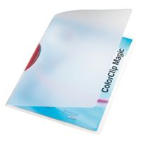 Clip file Magic ColorClip A4 red