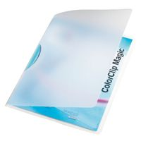 Clip file Magic ColorClip A4 light blue