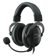 KINGSTON HYPERX CLOUD II PRO GAMING HEADSET GUN METAL IN