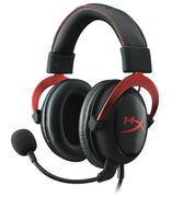 KINGSTON HYPERX CLOUD II PRO GAMING HEADSET RED IN