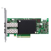 Emulex LightPulse LPe16000 - Värdbussadapter - PCI Express 2.0 x8 låg - 16Gb Fibre Channel x 1 - för PowerEdge R630, R730, R730xd