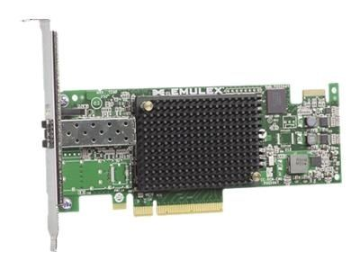 Emulex LightPulse LPe16000B - Värdbussadapter - PCI Express 2.0 x8 - 16Gb Fibre Channel x 1 - för PowerEdge R630, R730, R730xd, R910, T630