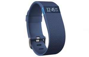 FITBIT Charge HR small blue (FB405BUS-EU)
