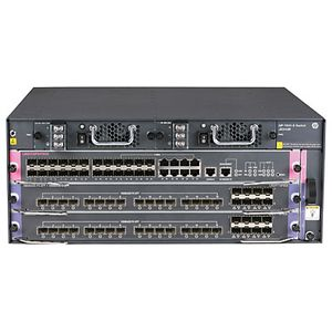 Hewlett Packard Enterprise 7503-S Switch Chassis with
