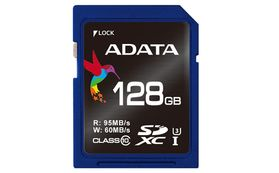 A-DATA SD 128GB 60/95 Cl.10UHSI PremPro ADA (ASDX128GUI3CL10-R)