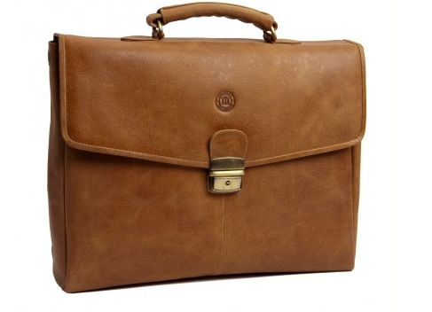 "briefcase 16"" Golden ta"