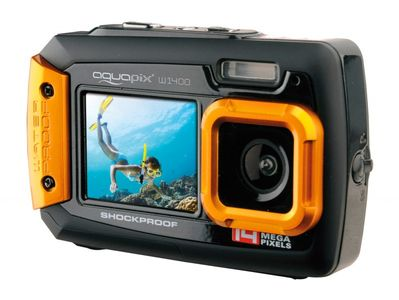 "EASYPIX Aquapix W1400 ""Active"" Orange [bk/og] (10050)"