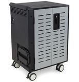 ERGOTRON CHARGING AND MANAGEMENT CART ZIP40 PERP (DM40-1008-2)
