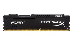 4GB DDR4-2133MHZ CL 14 DIMM HYPERX FURY BLACK SERIES