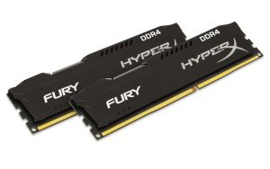 16GB DDR4-2133MHZ CL 14 DIMM (KIT OF 2)HYPERX FURY BLACK