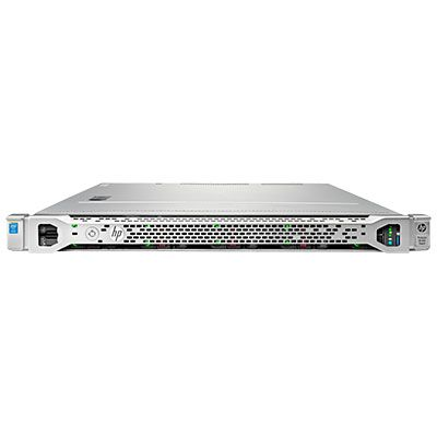 ProLiant DL160 Gen9 E5-2609v3 8GB-R H240 4LFF 550W PS Server/TV