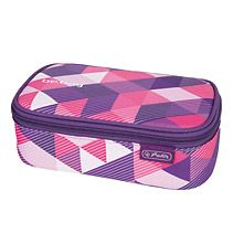 Faulenzer be.bag beatBox Purple Checked