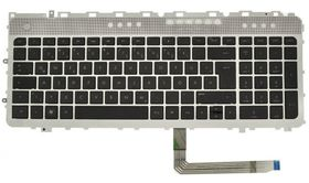 HP Keyboard (BELGIAN) (668058-B31)