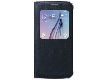 S-View Cover Galaxy S6 Black