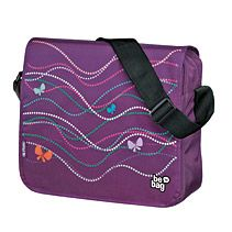 Messenger Bag Butterfly Power