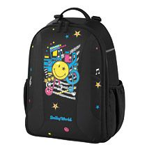 Schulrucksack be.bag airgo SmileyWorld Pop