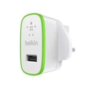 BELKIN Wall Charger 1x2.1Amp for All iPad (F8J052UKWHT)