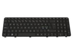 KEYBOARD BLK ISK/PT SP
