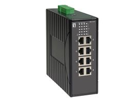 8 FE UNMANAGED SWITCH -40 TO 75 IN CPNT
