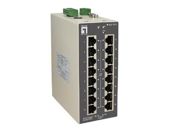 16 FE + 2 GE MANAGED SWITCH                   IN CPNT