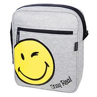 SmileyWorld Fancy Vintage Bag (Sweatshirt Stoff, 38