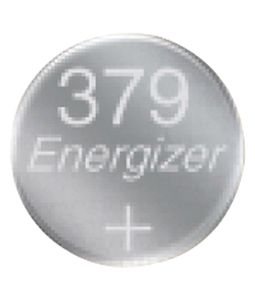 ENERGIZER SILVER OXIDE 379 MBL1 F-FEEDS (638006)