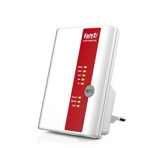 AVM FRITZ!WLAN Repeater 450E WLAN Repeater, plug-in, dual-band (20002678)