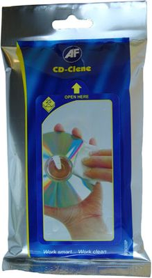 CD-clene flatpack (25 pcs)