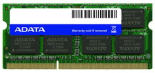 SO DDR3 4GB PC1600 CL11 ADATA Value 1,35V